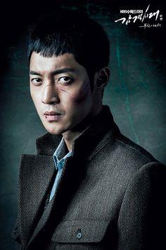 Kim Hyun Joong in 'Inspiring Generation' Brad Pitt, Leonard Dicaprio, All Korean Drama, Lee Jae Yoon, Baek Seung Jo, Inspiring Generation, Kim Joong Hyun, Kim So Eun, Ji Hoo