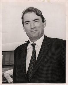 Screen Legends- Gregory Peck