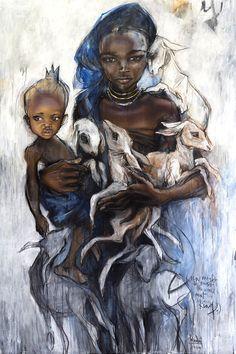 Les Oeuvres murales du Duo Herakut (3)