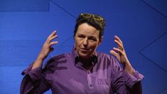 Dignity Through Movement for an Aging Population | Barbara Alink | TEDxE...