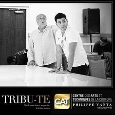 Philippe Vanta y Vicente Vanta