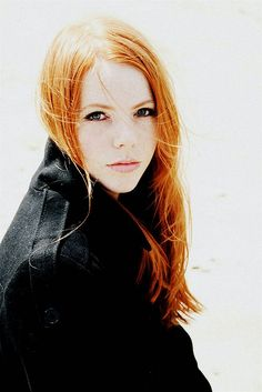 beautiful redhead on flickr