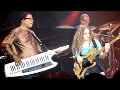Herbie Hancock & Tal Wilkenfeld - Chameleon - Montreux Jazz Festival 2010 - The young bass player, Tal Wilkenfeld, is nothing short prodigious.