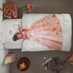 Princess Dress Bedspread - for Alicia!