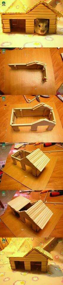 GP log cabin