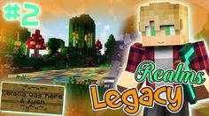 Vixella signed my Plot?! - Minecraft Legacy Realms Ep. 2 (OP Prison)
