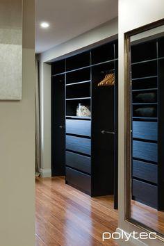 wardrobe / Photo Gallery / Polytec