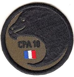 France French Air Force Commando CPA 10 Airborne Orleans Airbase Armee de l'Air