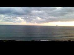 Vista della costa di Porto Pinetto e Spiaggia dei Francesi - Aprile 2015