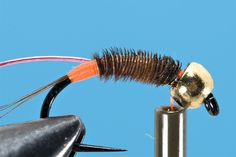 For those who like to fish with nymphs here is one nymph that I use on rivers with high pressure of fishing. I like to use and test new materials because in time the fish will know all flies used … Continue reading →