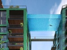 sky-pool Architecture - Lost At E Minor: For creative people