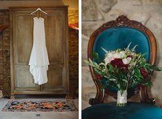 Detalles de la boda de Bri & Nick   Wedding planner: @aspanishdo_weddings  Bouquet: @paradisobarcelona  Dress: @sarahseven