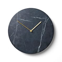 Buy the marble wall clock by Menu, the marble clock made by the design team Norm Architects, securely and affordably in the interior design shop. Traditional Clocks, Black Clocks, Ideias Diy, Marble Wall, Black Marble, Black White, Black 13, Home Accessories, Lighting Accessories