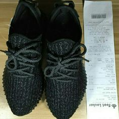 Yeezy boost 350 Pirate black Size in stock. Worldwide shipping. Ask all additional tagged photo. Adidas Shoes Athletic Shoes