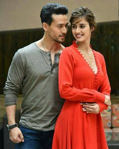 All About Tigers, Couple Dps, Best Hero, White Smile, Tiger Shroff, Disha Patani, My Crush, Best Actor, Actors