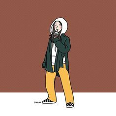 luminary ~'s sinana images from the web Cute Illustration, Character Illustration, Character Art, Character Design, Arte Indie, Dibujos Cute, Korean Art, Wow Art, Cartoon Art Styles