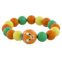 Glamour up with this beaded bracelet, that features the Florida Orange bird. Acrylic x x New With Tags *Authentic Disney Park Merchandise* Orange bird Disney bracelet Orange bird bracelet Disney Art, Walt Disney World, Disney Parks Merchandise, Three Caballeros, Florida Oranges, Bird Party, Orange Bird, Disney Outfits, Cartoon Art