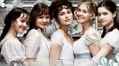 The Bennet sisters of Jane Austen's Pride and Prejudice are as different as can be! Are you Jane, Elizabeth, Mary, Kitty, or Lydia?