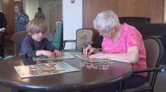 Documentary about Seattle's intergenerational childcare program