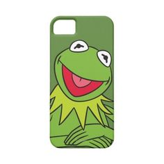 Zazzle Kermit the Frog Iphone 5 Covers ($48) ❤ liked on Polyvore featuring accessories en tech accessories