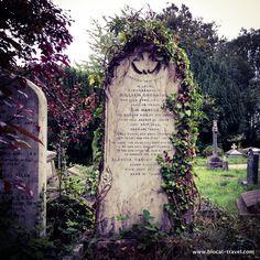 Arnos Vale, Cemeteries in Bristol || Read my blogpost here: http://www.blocal-travel.com/cemetery/cemeteries-bristol/
