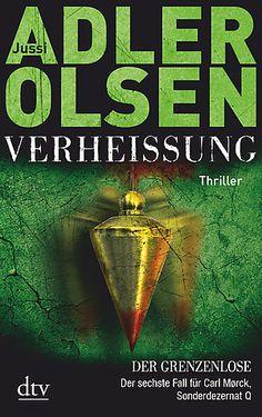Jussi Adler-Olsen: Verheißung<br>Der Grenzenlose