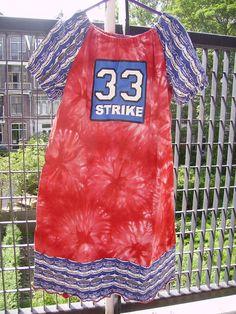 maarnietvangrijs: Oude rompers en papa's shirt