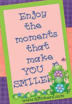 A thought for the end of a pleasant weekend smile emoticon #Smiletoday from DJ Inkers