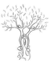 Risultati immagini per albero della vita disegno da colorare
