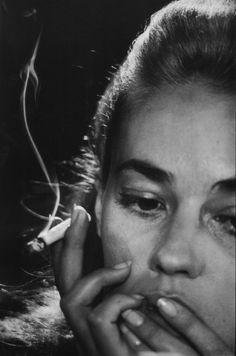 David Bailey - Jean Moreau, 1964