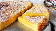 1 Gâteau au citron moelleux: est un délice qui vient de la Creme Moka, Gateaux Cake, Cornbread, Biscuits, French Toast, Cheesecake, Curry, Cooking, Breakfast