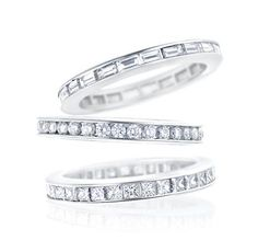 Eternity Rings, Harry Winston