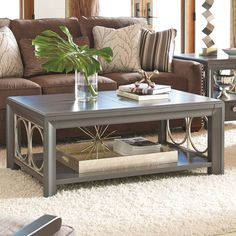 Tower Suite Coffee Table