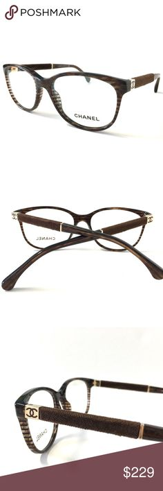 CHANEL Brown Horn Eyeglasses NWOT CHANEL Eyeglasses  Brown Horn Frame 52mm-16mm-140mm New Without Tags!!! Includes an original Chanel case only   CHANEL CASE MAY VARY!!! Guarantee 100% Authentic We Ship Next Day!!!!                                                🌷NO TRADES🌷 🌷We will only consider reasonable offers🌷 CHANEL Accessories Glasses