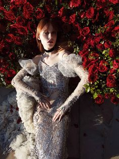 Photo Kiki Willems for Vogue China June 2017