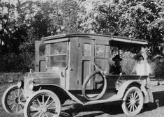 Model T Ford --  Model T Truck Photos