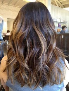 19 Beautiful Brunette Balayage Hair Color Ideas