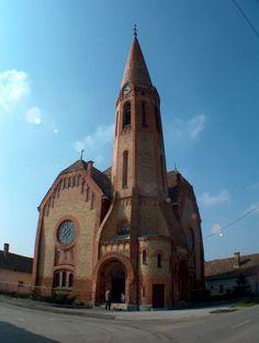 Hódmezővásárhely - Susáni Templom Homeland, Hungary, Notre Dame, Buildings, Travel, Viajes, Traveling, Trips, Tourism