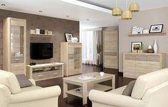 Witryna CASTEL 04/S jest idealna do salonu, pokoju dziennego i młodzieżowego oraz biura  #love #beautiful #art #style #design #photo #mirateu Corner Desk, Interior, Furniture, Home Decor, Design, Beautiful, Products, Corner Table, Decoration Home