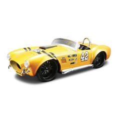 Maisto Quality Model New 1:24 Shelby Cobra 427  Price : £14.38 http://ace-toys.hostedbywebstore.co.uk/Maisto-Quality-Model-New-Shelby/dp/B00EF2EZX2