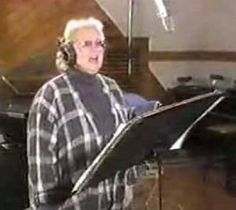 """Barbara Cook (1927-2017) was a Tony-Award winning Broadway singer and actress who appeared in the special Sing! Sesame Street Remembers Joe Raposo and His Music, doing a studio performance of his song """"Winners"""" and taking part in the celebrity version of """"Sing."""" Cook had previously performed a French translation of the song in a 1980 Carnegie Hall concert (paired with """"Sing a Song With Me""""), later released on her 1986 album It's Better with a Band. Cook made ..."""