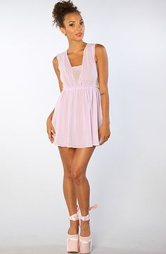 Keepsake  The Missing Words Mini Dress