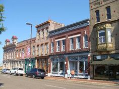 Paducah, KY - one of the very best places to hunt for antiques!