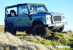On our home ground! Taking on the Yorkshire terrain…  #Style #Lifestyle #DefenderRedefined #Redefined #AntiOrdinary #Handmade #Handcrafted #Defender #LandRover #LandRoverDefender #Yorkshire #4x4 #Details