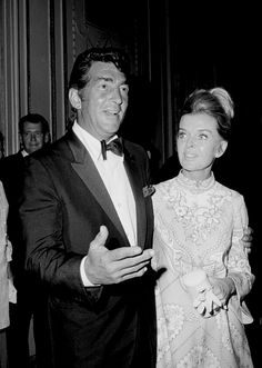 Dean and Jeanne Martin / AS1966