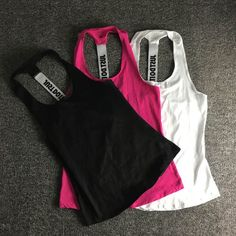 67bfa368462 Hot Women Fitness bodybuilding Sleeveless Temperament Spandex Tank Top Gym Tank  Tops