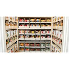 Pantry Organizer 4 PackPurchased just ordered some of these in different sizes can't wait to see how It turns out