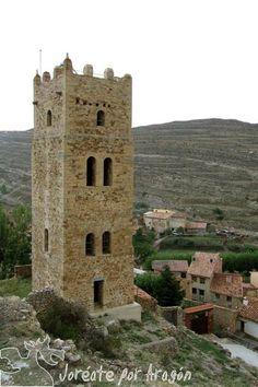 Torreón. Villarroya de los Pinares (Teruel)