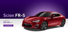 The Scion FR-S