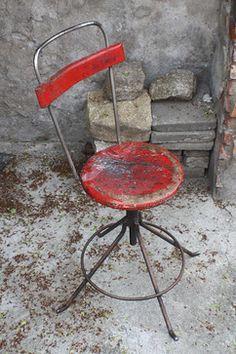European vintage industrial furniture - contemporary - chairs - other metro - worksberlin.original vintage industrial furniture